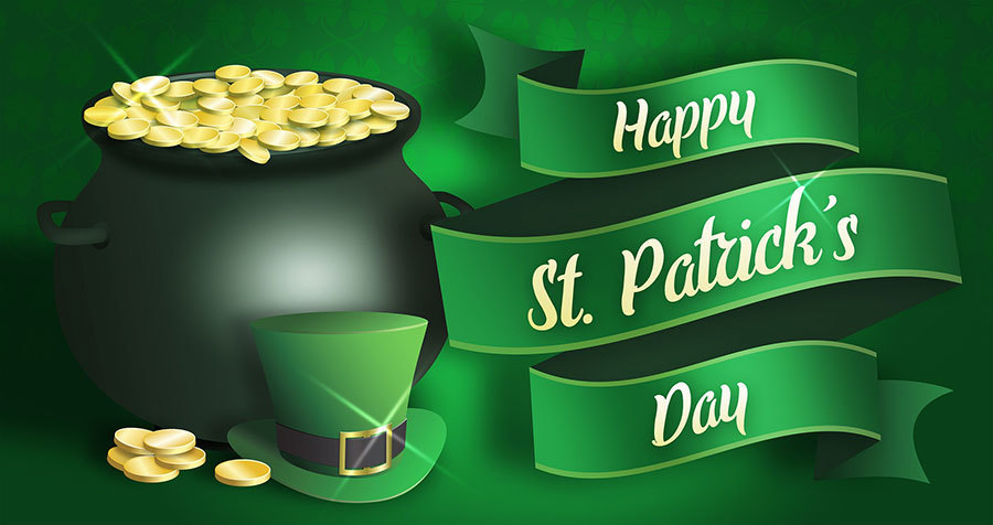 St Patrick's Day Sayings