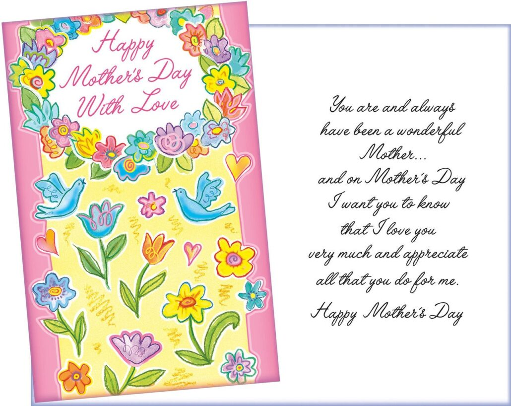 Mother's Day Cards Greetings 3