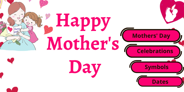 Mothers' Day- Background, Celebrations, Symbol, Dates